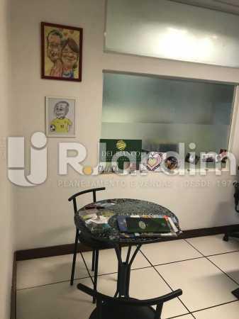 sala/copacabana - Sala Comercial Copacabana Aluguel Administração Imóveis - LASL00208 - 22