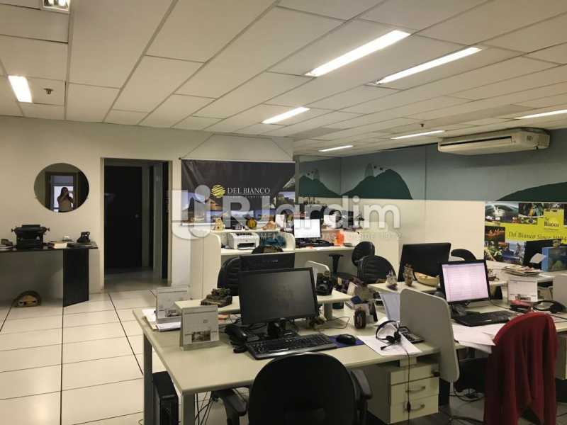 /sala/copacabana - Sala Comercial Copacabana Aluguel Administração Imóveis - LASL00208 - 27