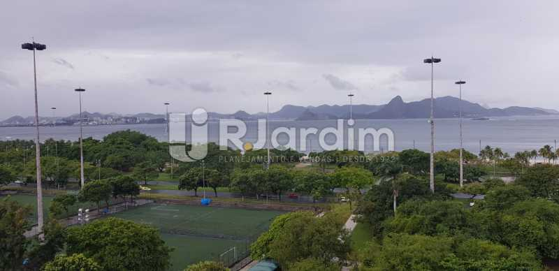 Vista do apartamento - Apartamento Flamengo 3 Quartos Aluguel - LAAP32129 - 4