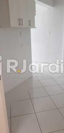 Cozinha com armários - Apartamento Flamengo 3 Quartos Aluguel - LAAP32129 - 19