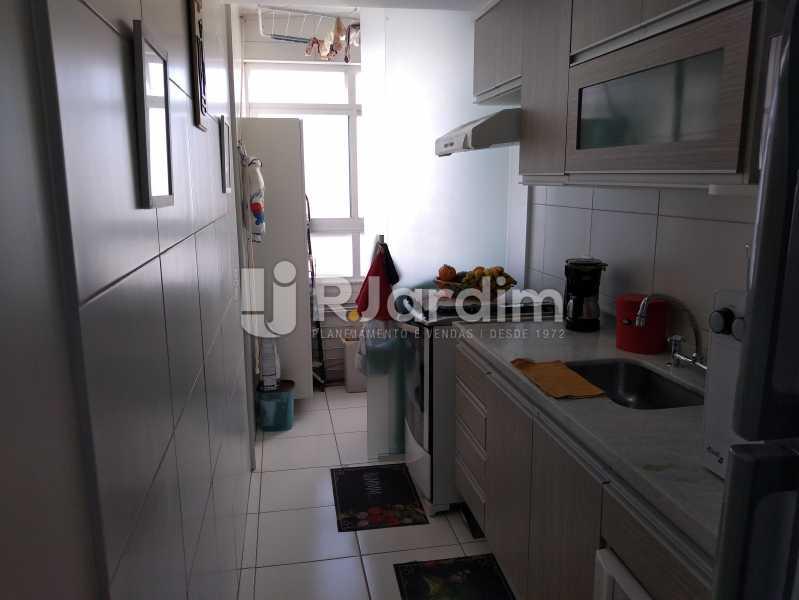 Cozinha planejada - Apartamento Botafogo 3 Quartos Compra Venda Avaliação Imóveis - BGAP30003 - 22