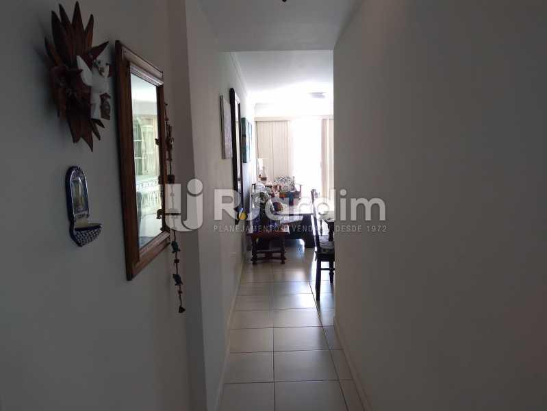 circulação da entrada - Apartamento Botafogo 3 Quartos Compra Venda Avaliação Imóveis - BGAP30003 - 5