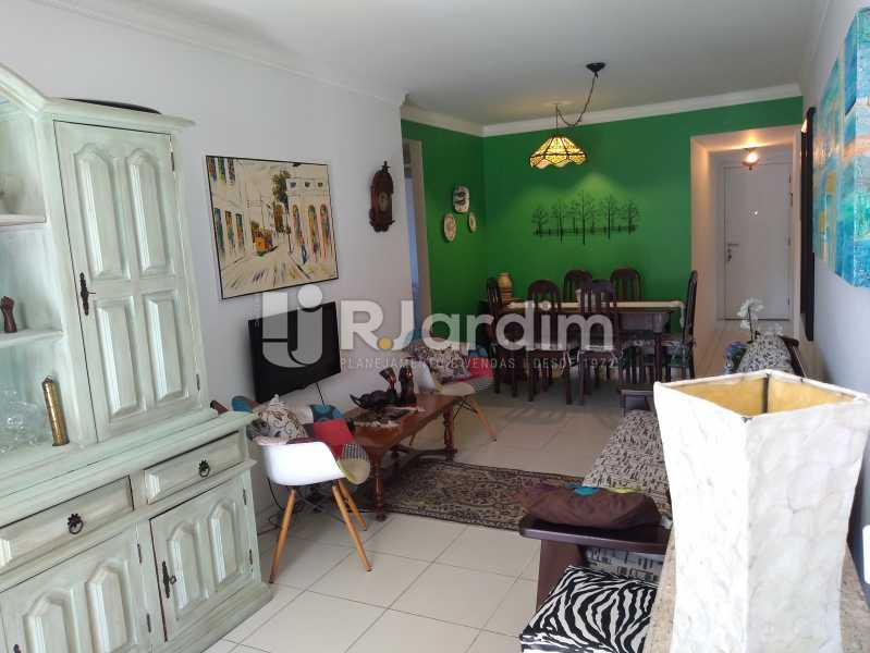 sala de estar - Apartamento Botafogo 3 Quartos Compra Venda Avaliação Imóveis - BGAP30003 - 6