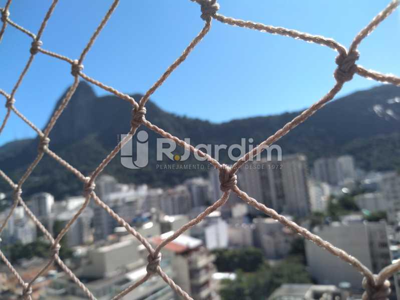 Vista para o Corcovado - Apartamento Botafogo 3 Quartos Compra Venda Avaliação Imóveis - BGAP30003 - 3