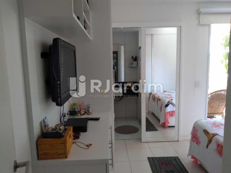 vista da suíte para varanda - Apartamento Botafogo 3 Quartos Compra Venda Avaliação Imóveis - BGAP30003 - 10
