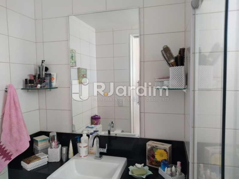 banheiro da suíte - Apartamento Botafogo 3 Quartos Compra Venda Avaliação Imóveis - BGAP30003 - 13