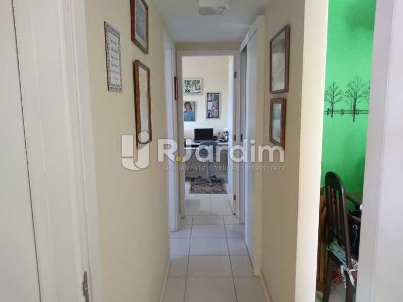circulação para os qtos - Apartamento Botafogo 3 Quartos Compra Venda Avaliação Imóveis - BGAP30003 - 14