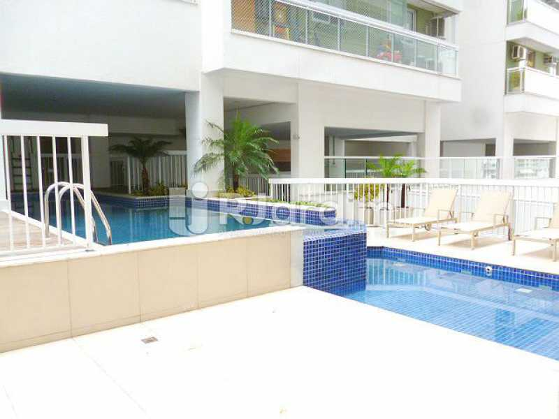 piscina. - Apartamento Botafogo 3 Quartos Compra Venda Avaliação Imóveis - BGAP30003 - 29