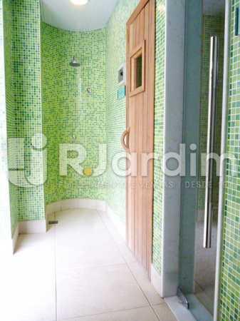 sauna. - Apartamento Botafogo 3 Quartos Compra Venda Avaliação Imóveis - BGAP30003 - 31