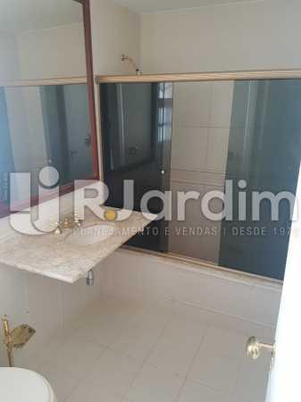 casa - Casa em Condomínio Barra da Tijuca 5 Quartos Garagem Aluguel Administração Imóveis - LACN50011 - 16