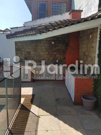 Casa - Casa em Condomínio Barra da Tijuca 5 Quartos Garagem Aluguel Administração Imóveis - LACN50011 - 22