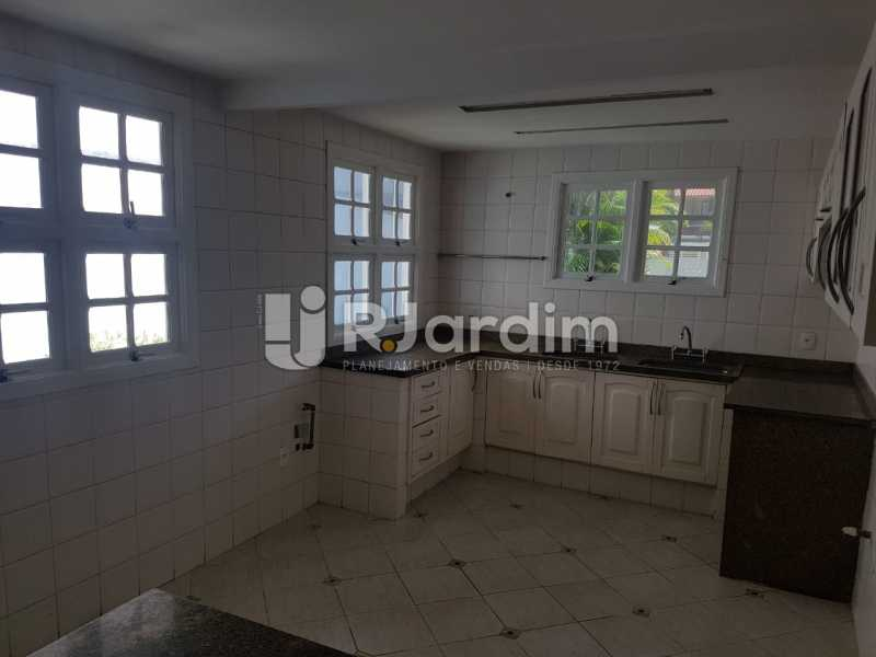 casa - Casa em Condomínio Barra da Tijuca 5 Quartos Garagem Aluguel Administração Imóveis - LACN50011 - 28