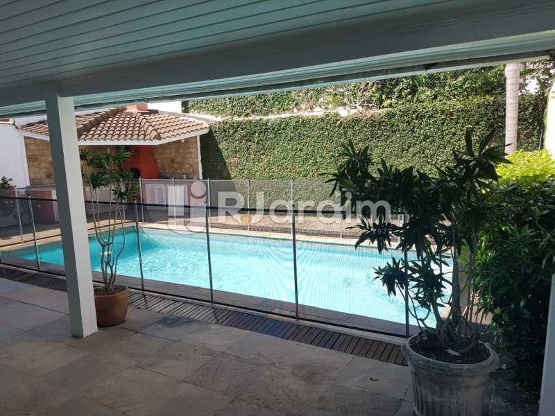 Casa - Casa em Condomínio Barra da Tijuca 5 Quartos Garagem Aluguel Administração Imóveis - LACN50011 - 6