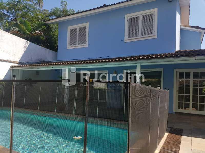 Casa - Casa em Condomínio Barra da Tijuca 5 Quartos Garagem Aluguel Administração Imóveis - LACN50011 - 4