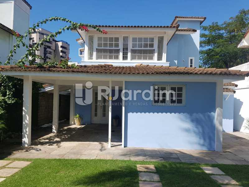 Casa - Casa em Condomínio Barra da Tijuca 5 Quartos Garagem Aluguel Administração Imóveis - LACN50011 - 3