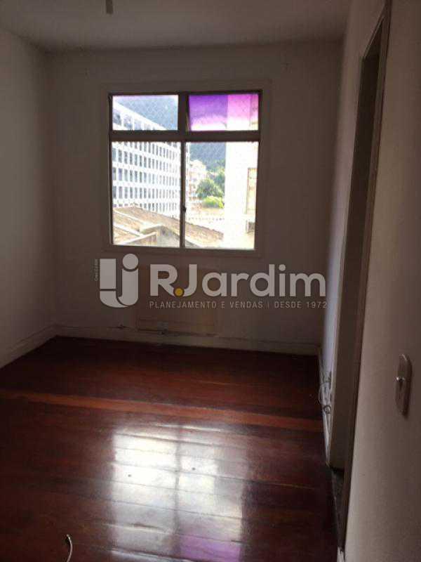 sala - Apartamento Jardim Botânico 1 Quarto Aluguel Administração Imóveis - LAAP10375 - 3