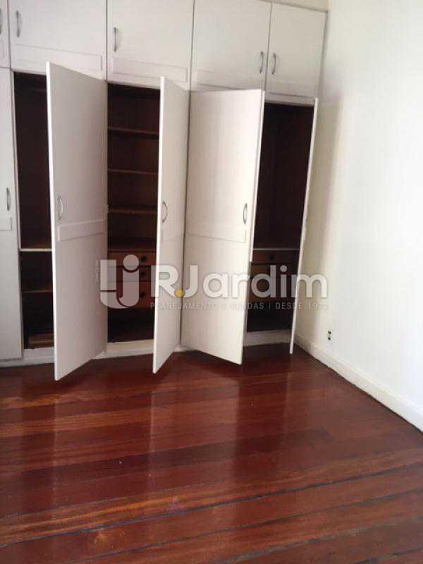 Quarto - Apartamento Jardim Botânico 1 Quarto Aluguel Administração Imóveis - LAAP10375 - 6