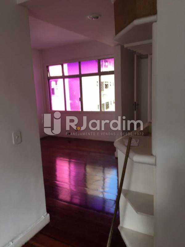 Sala - Apartamento Jardim Botânico 1 Quarto Aluguel Administração Imóveis - LAAP10375 - 5