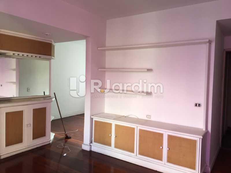 Sala - Apartamento Jardim Botânico 1 Quarto Aluguel Administração Imóveis - LAAP10375 - 1