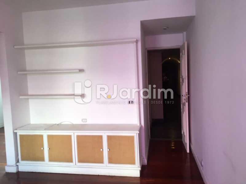 sala - Apartamento Jardim Botânico 1 Quarto Aluguel Administração Imóveis - LAAP10375 - 4