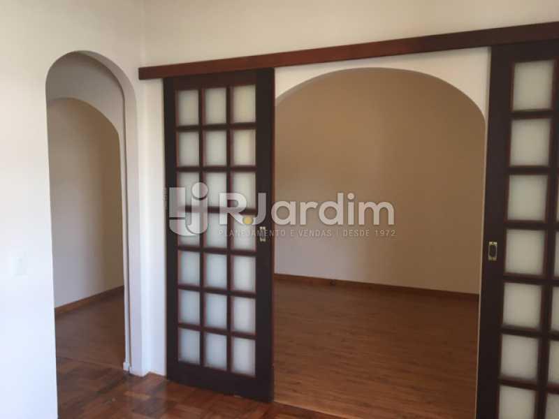 Sala - Apartamento Jardim Botânico 3 Quartos Aluguel Administração Imóveis - LAAP32141 - 1