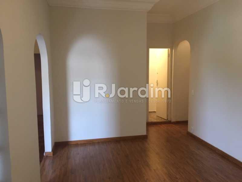 Sala - Apartamento Jardim Botânico 3 Quartos Aluguel Administração Imóveis - LAAP32141 - 4