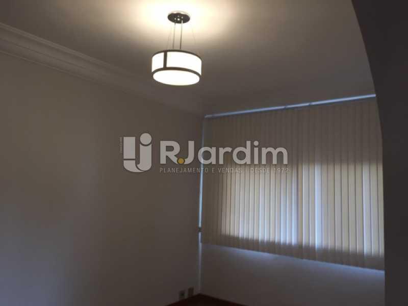 sala - Apartamento Jardim Botânico 3 Quartos Aluguel Administração Imóveis - LAAP32141 - 8