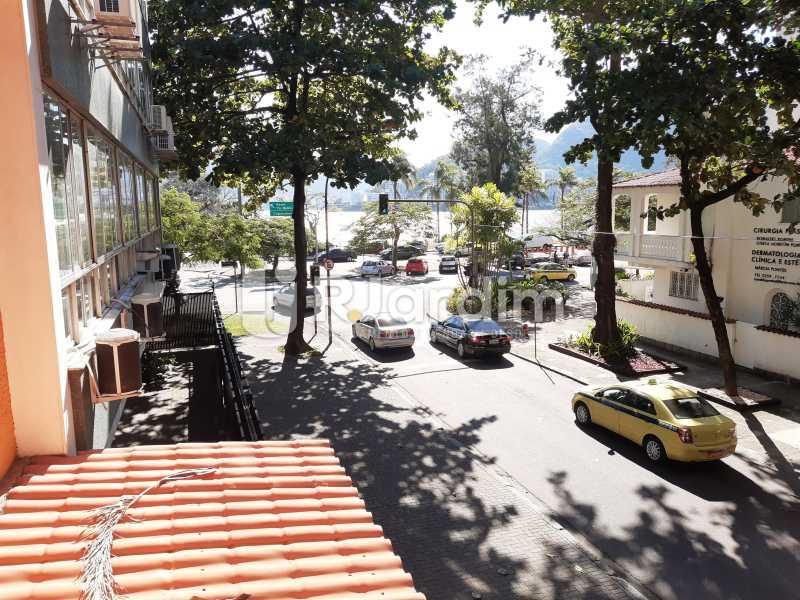 Vista - Ipanema! Excelente localização perto da Lagoa Rodrigo de Freitas e no melhor quadrilátero da rua, perto de restaurantes, comércios. - LACC00042 - 15