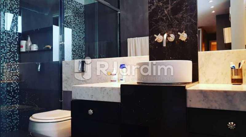 banheiro  - Apartamento à venda Avenida Epitácio Pessoa,Ipanema, Zona Sul,Rio de Janeiro - R$ 9.500.000 - LAAP32146 - 24