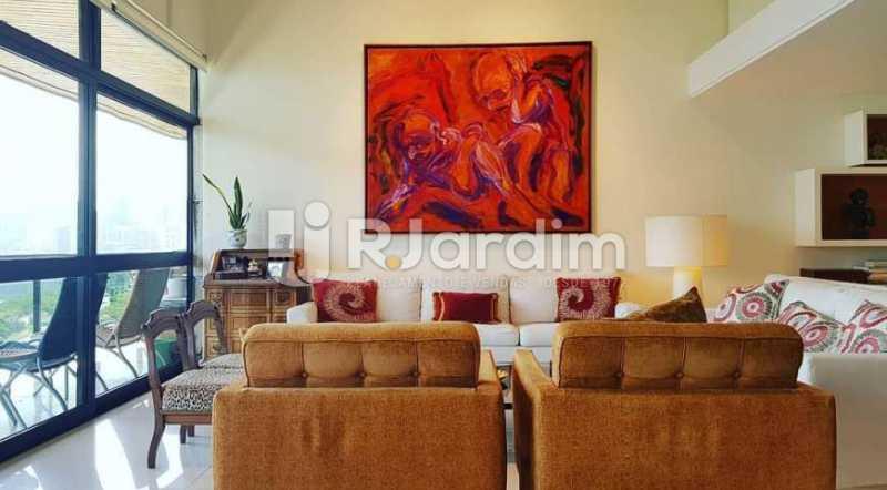 sala - Apartamento à venda Avenida Epitácio Pessoa,Ipanema, Zona Sul,Rio de Janeiro - R$ 9.500.000 - LAAP32146 - 17