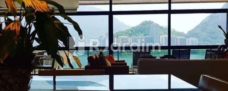 sala - Apartamento à venda Avenida Epitácio Pessoa,Ipanema, Zona Sul,Rio de Janeiro - R$ 9.500.000 - LAAP32146 - 9