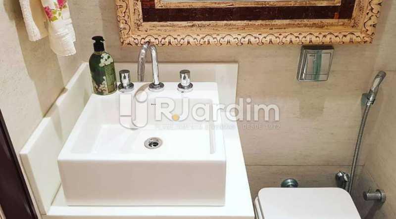 banheiro - Apartamento à venda Avenida Epitácio Pessoa,Ipanema, Zona Sul,Rio de Janeiro - R$ 9.500.000 - LAAP32146 - 25