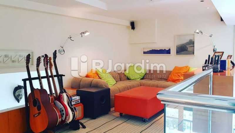 home theater  - Apartamento à venda Avenida Epitácio Pessoa,Ipanema, Zona Sul,Rio de Janeiro - R$ 9.500.000 - LAAP32146 - 15