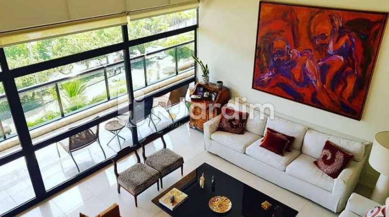 sala - Apartamento à venda Avenida Epitácio Pessoa,Ipanema, Zona Sul,Rio de Janeiro - R$ 9.500.000 - LAAP32146 - 11