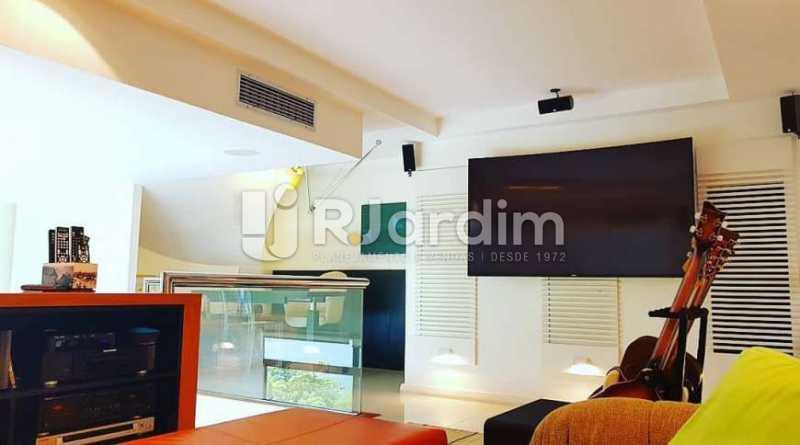 home theater  - Apartamento à venda Avenida Epitácio Pessoa,Ipanema, Zona Sul,Rio de Janeiro - R$ 9.500.000 - LAAP32146 - 19
