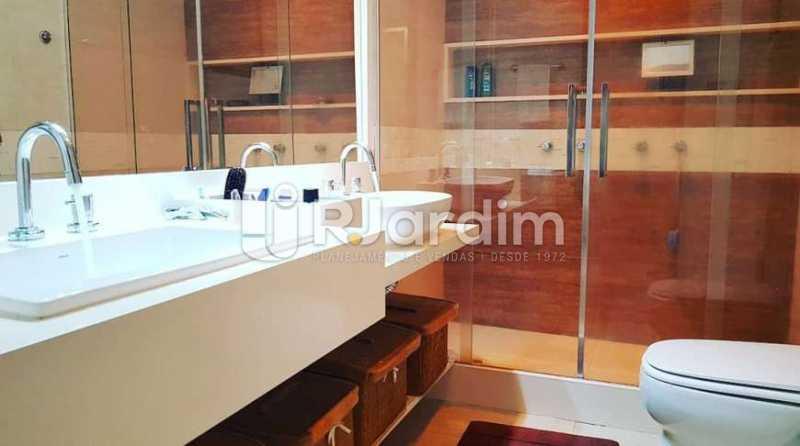 banheiro  - Apartamento à venda Avenida Epitácio Pessoa,Ipanema, Zona Sul,Rio de Janeiro - R$ 9.500.000 - LAAP32146 - 26
