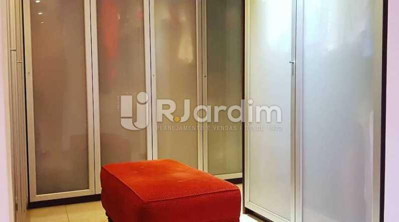 armários / quarto  - Apartamento à venda Avenida Epitácio Pessoa,Ipanema, Zona Sul,Rio de Janeiro - R$ 9.500.000 - LAAP32146 - 22