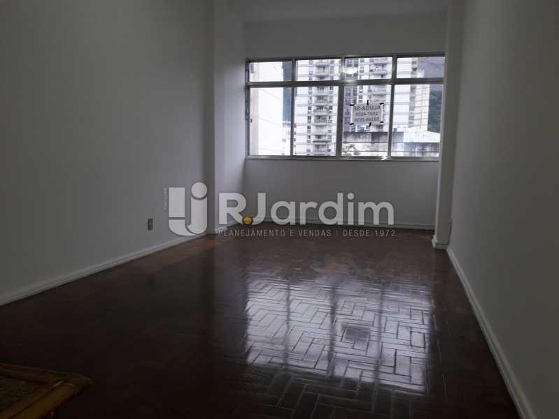 Salão - Apartamento Botafogo 2 Quartos Aluguel Administração imóveis - LAAP21530 - 3
