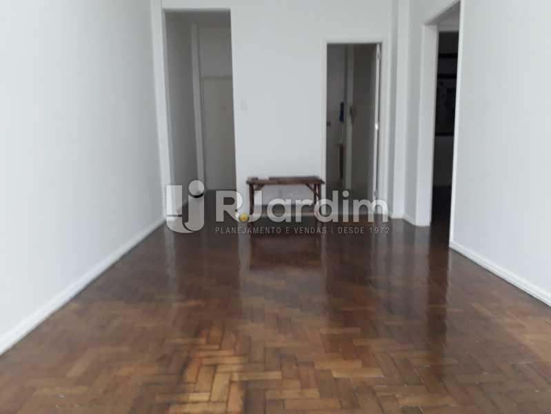 Salão - Apartamento Botafogo 2 Quartos Aluguel Administração imóveis - LAAP21530 - 1
