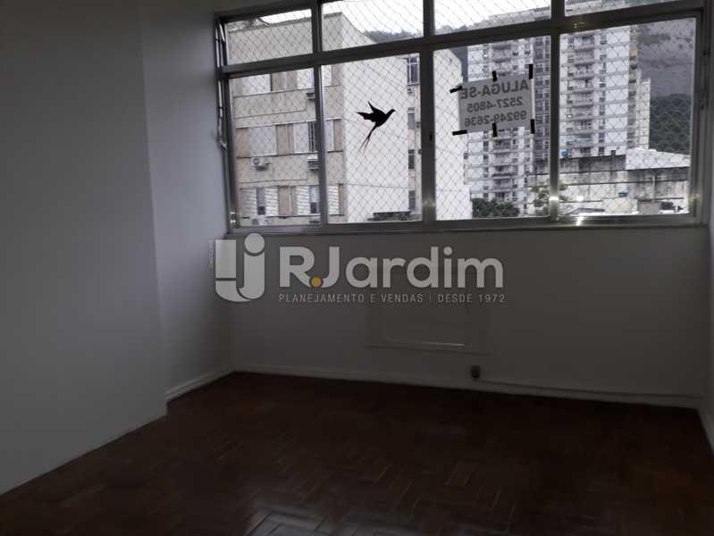 1° Quarto - Apartamento Botafogo 2 Quartos Aluguel Administração imóveis - LAAP21530 - 6