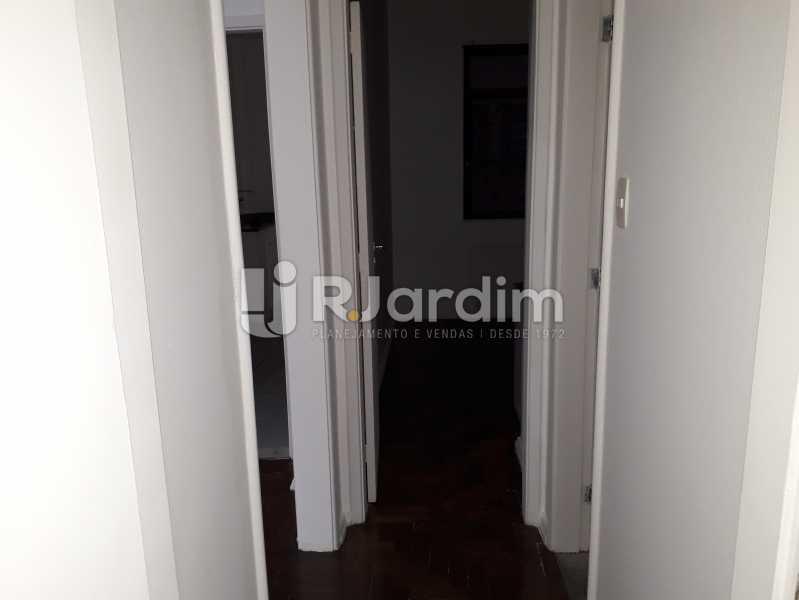Circulação - Apartamento Botafogo 2 Quartos Aluguel Administração imóveis - LAAP21530 - 8