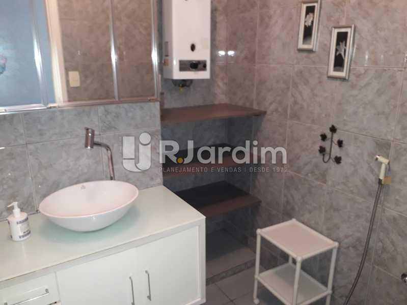 Banheiro Social - Apartamento Botafogo 2 Quartos Aluguel Administração imóveis - LAAP21530 - 12