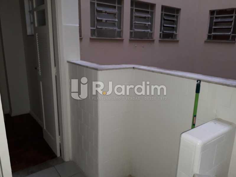 Área com Dep. Completas - Apartamento Botafogo 2 Quartos Aluguel Administração imóveis - LAAP21530 - 16