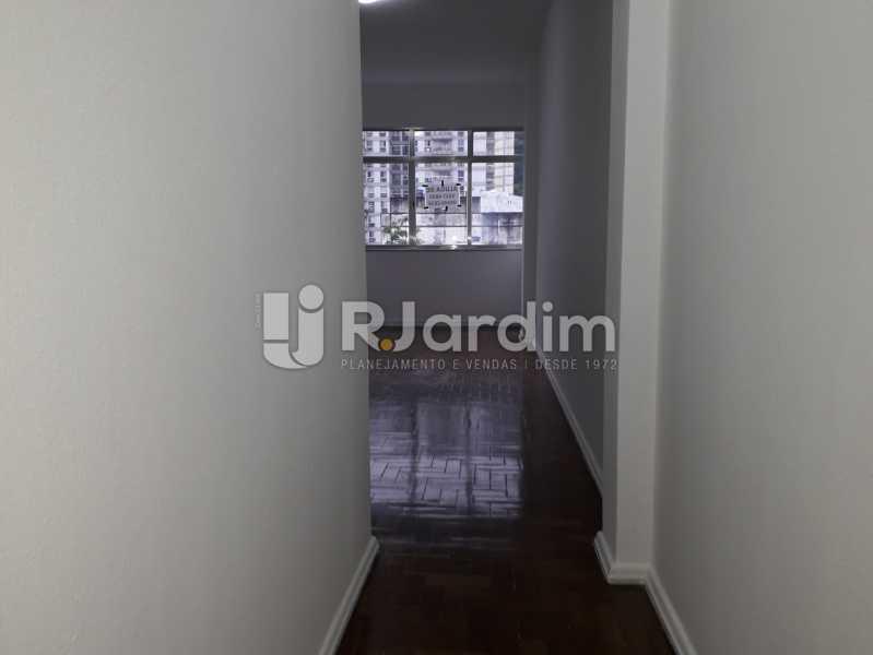 Hall de Entrada ( Sala ) - Apartamento Botafogo 2 Quartos Aluguel Administração imóveis - LAAP21530 - 17