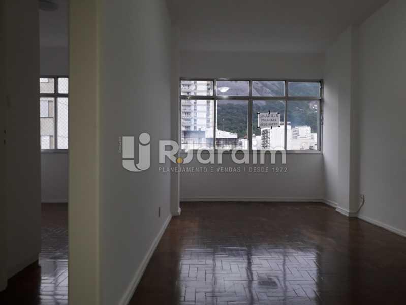 Sala/1° Quarto - Apartamento Botafogo 2 Quartos Aluguel Administração imóveis - LAAP21530 - 7