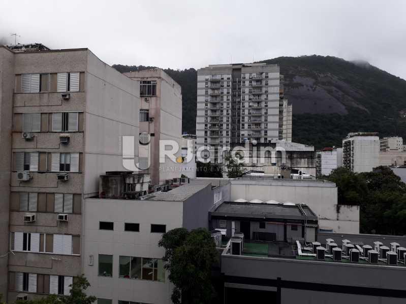 Sala Vista Livre - Apartamento Botafogo 2 Quartos Aluguel Administração imóveis - LAAP21530 - 4