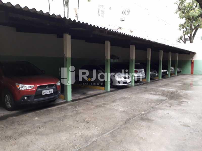 Vaga Demarcada - Apartamento Botafogo 2 Quartos Aluguel Administração imóveis - LAAP21530 - 19
