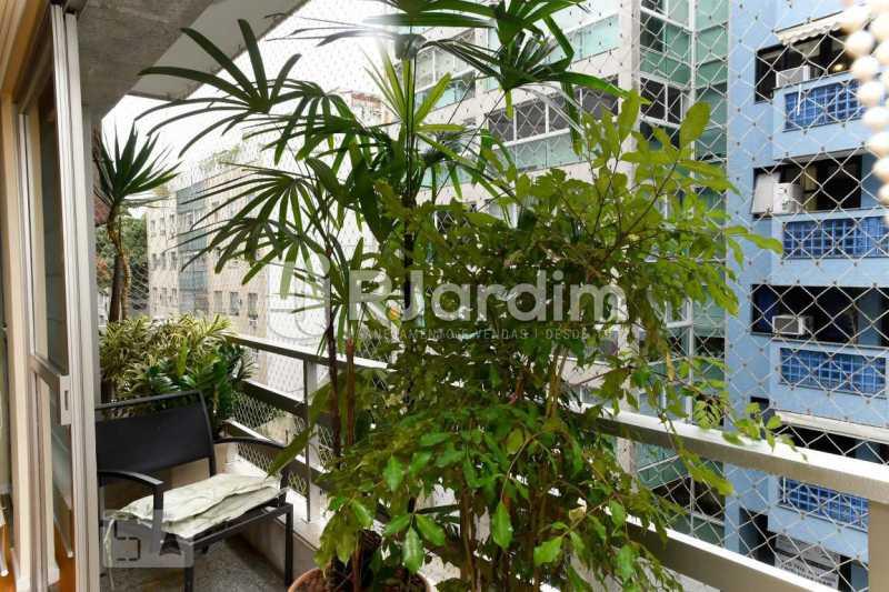 1varanda - Apartamento Leblon 3 Quartos Aluguel Administração Imóveis - LAAP40793 - 1