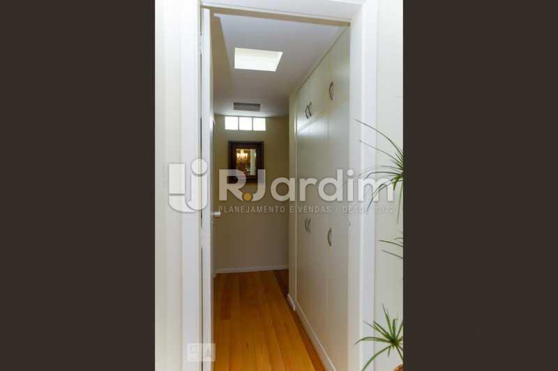 9corredinterno - Apartamento Leblon 3 Quartos Aluguel Administração Imóveis - LAAP40793 - 10
