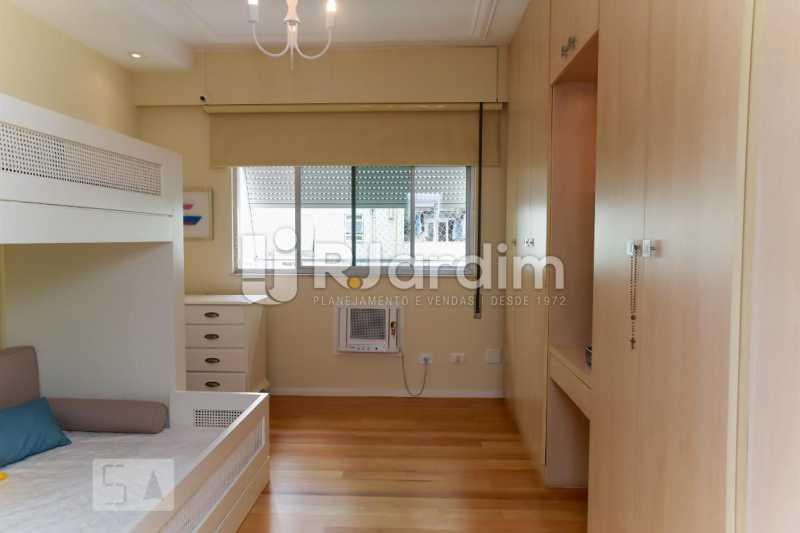 16armario suite 2 - Apartamento Leblon 3 Quartos Aluguel Administração Imóveis - LAAP40793 - 17